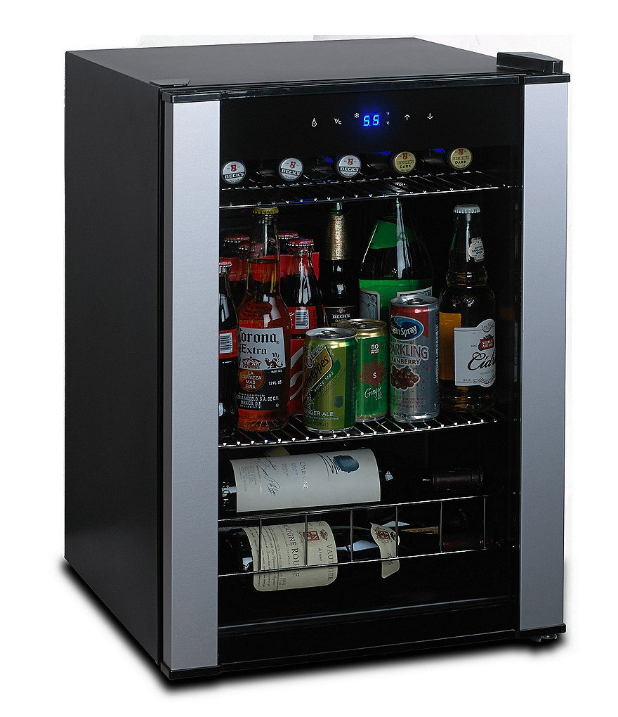 The Wine Enthusiast Evolution Series Beverage Center