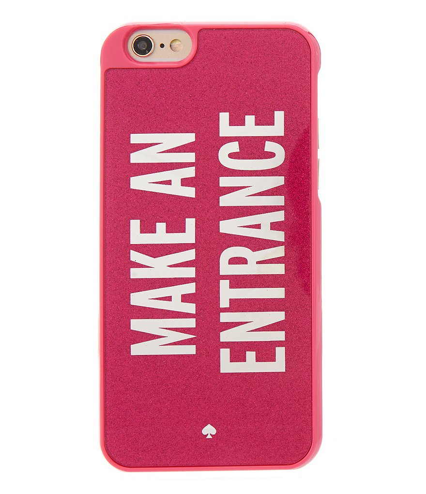 kate spade new york Make An Entrance iPhone 6/6s Case
