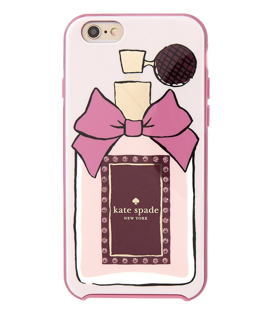 kate spade new york Jeweled Perfume Bottle iPhone 6/6s Case