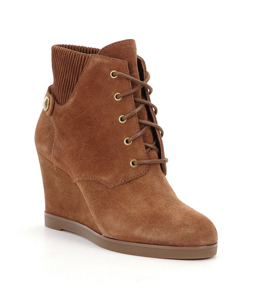MICHAEL Michael Kors Wedge Booties