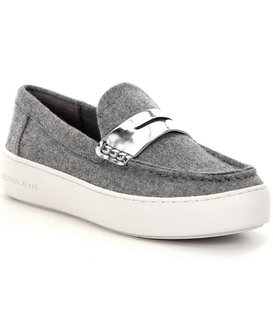 MICHAEL Michael Kors Poppy Slip On Sneakers