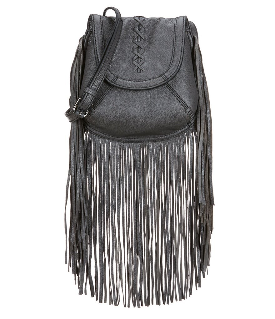 Joe´s Hayward Fringe Cross-Body Bag