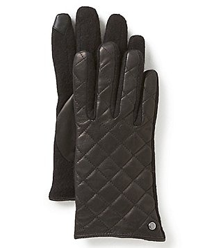 Lauren Ralph Lauren Quilted Touch-Capable Gloves