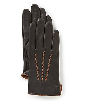 Lauren Ralph Lauren Whipstitch Thinsulate Gloves