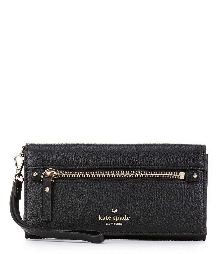 kate spade new york Cobble Hill Collection Rae Wristlet