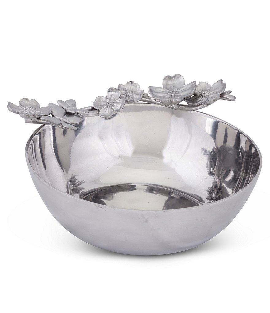 Arthur Court Dogwood Serving Bowl