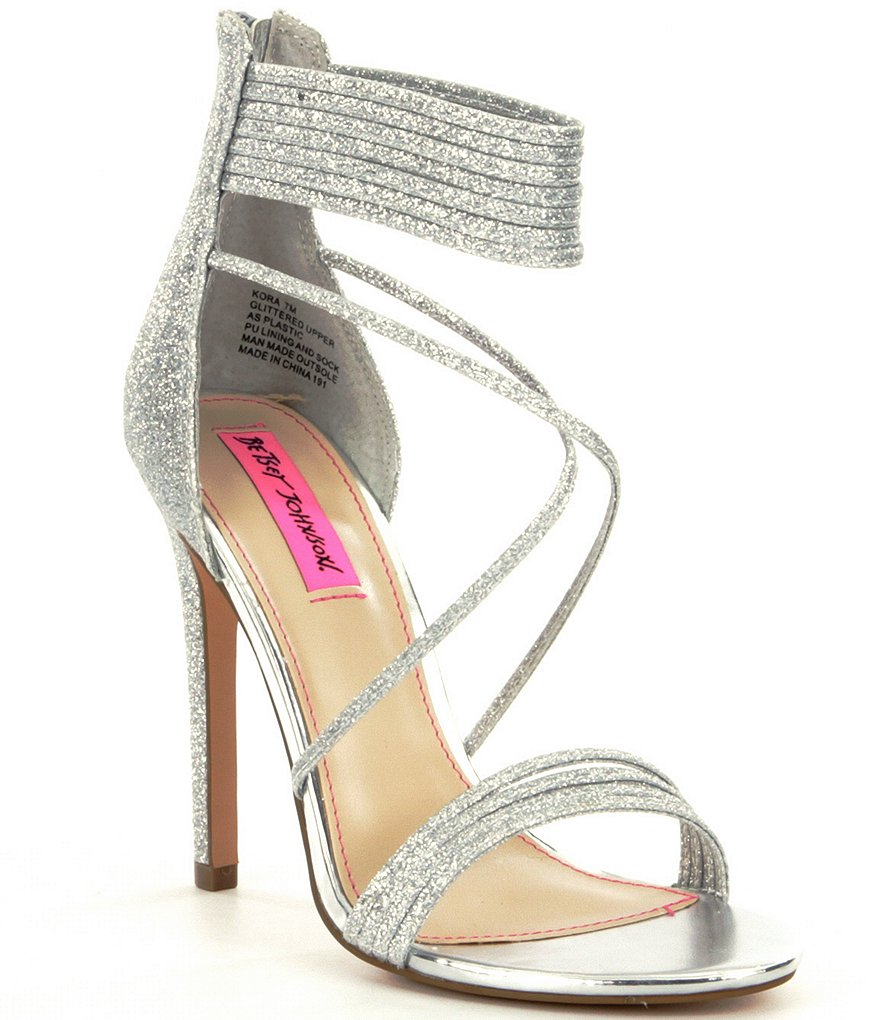 Betsey Johnson Kora Dress Sandals