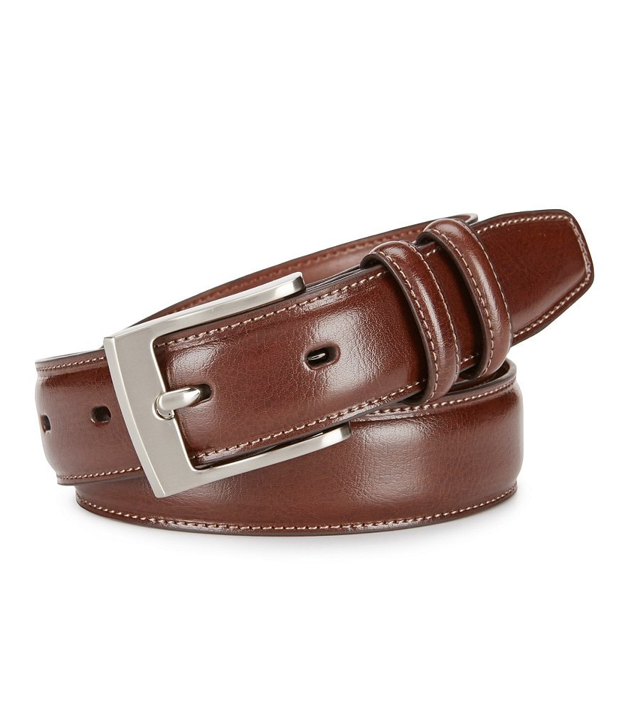 Class Club Big Boys 8-20 Double Buckle Belt