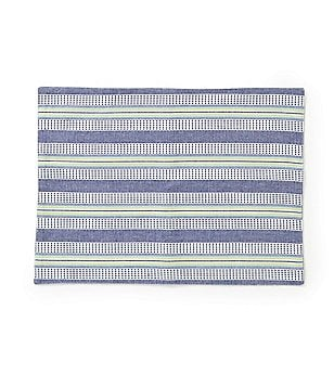 Fiesta Pomona Striped Cotton Placemat