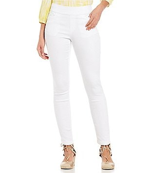 Intro Sheri Pintuck Ankle Pants