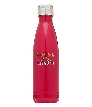 Godinger Shopping is My Cardio Hydration Bottle