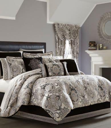 J Queen New York Guiliana Comforter Set Dillards