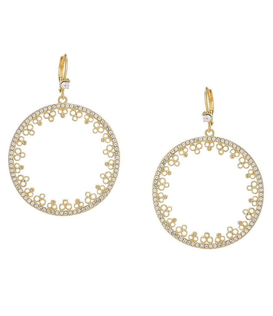 kate spade new york Chantilly Charm Earrings