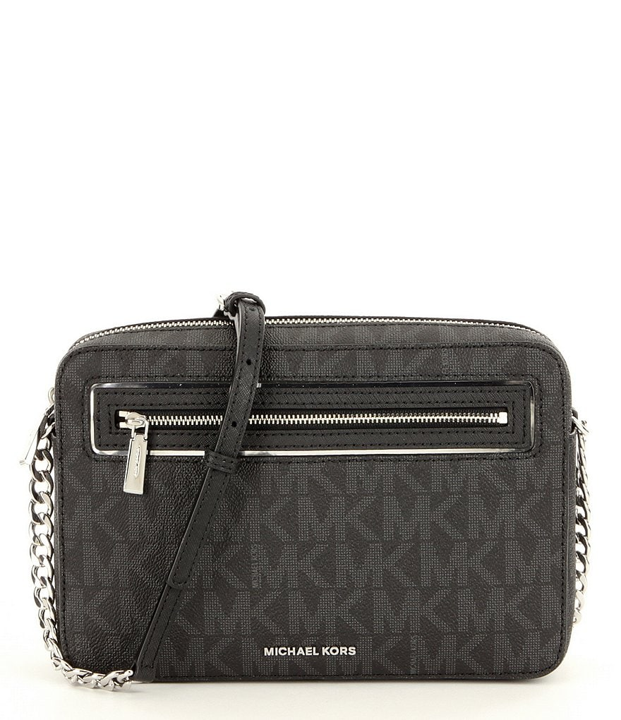 MICHAEL Michael Kors Signature Large East/West Cross-Body Bag