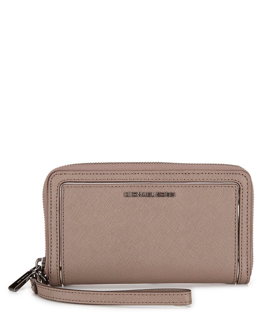 MICHAEL Michael Kors Large Multifunction Flat Phone Wallet