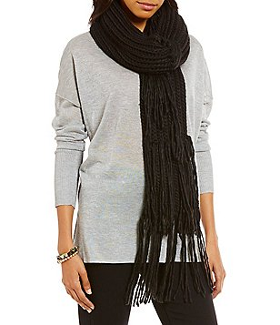 BCBGeneration Allover Fringe Muffler