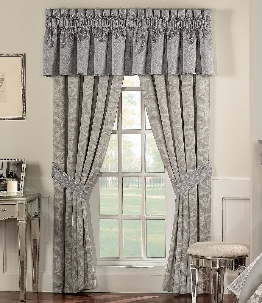 Waterford Aldrich Jacquard Window Treatments