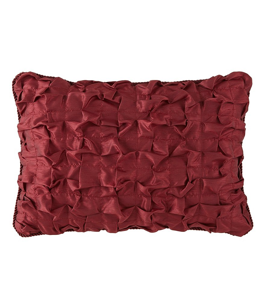 Waterford Beaumont Ruched Breakfast Pillow