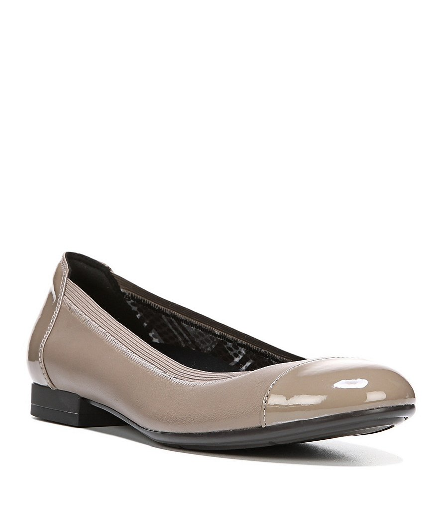 Naturalizer Therese Slip-On Leather Flats