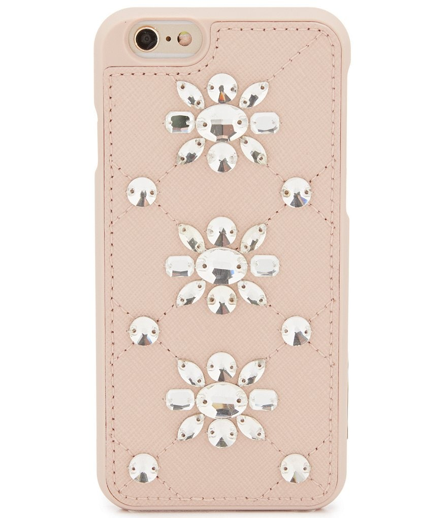 MICHAEL Michael Kors Jewel-Embossed Saffiano iPhone 6 Cover