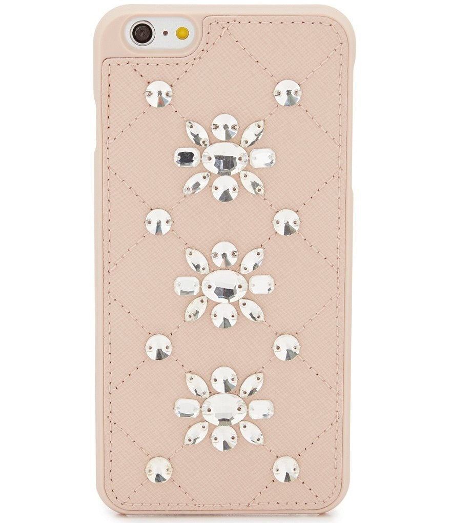 MICHAEL Michael Kors Jewel-Embossed Saffiano iPhone 6+ Cover