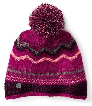 SmartWool Pine Lake Chevron Pom Hat