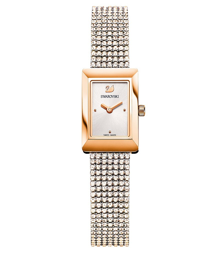 Swarovski Memories Crystal-Strap Watch