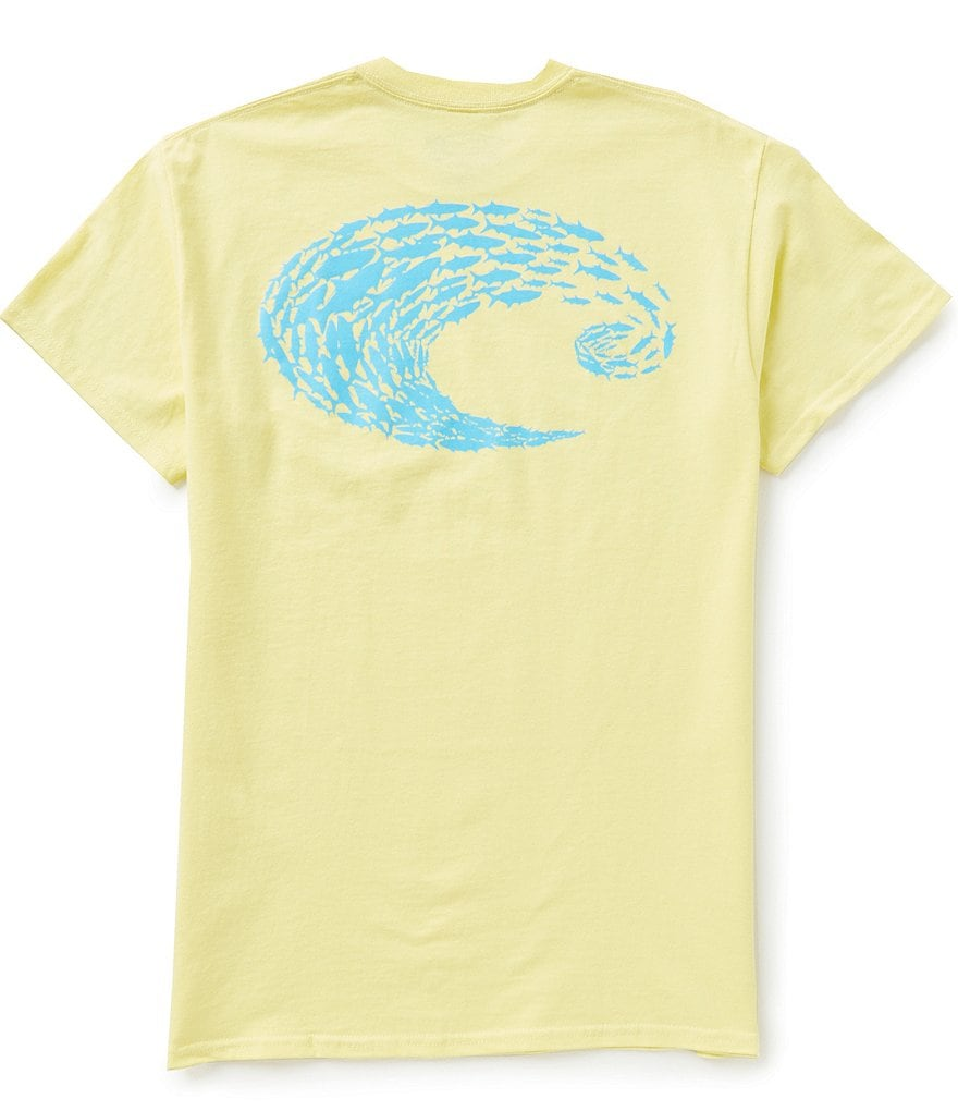 Costa Schoolin Short-Sleeve Graphic Tee