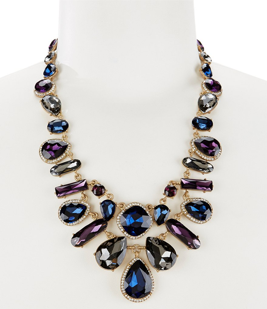 Belle Badgley Mischka Boleyn Statement Necklace