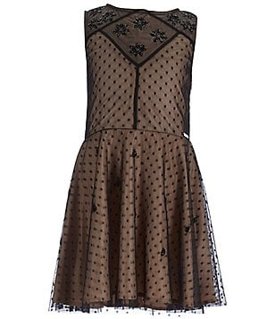 Marciano Big Girls 7-16 Sequin-Embellished Dress