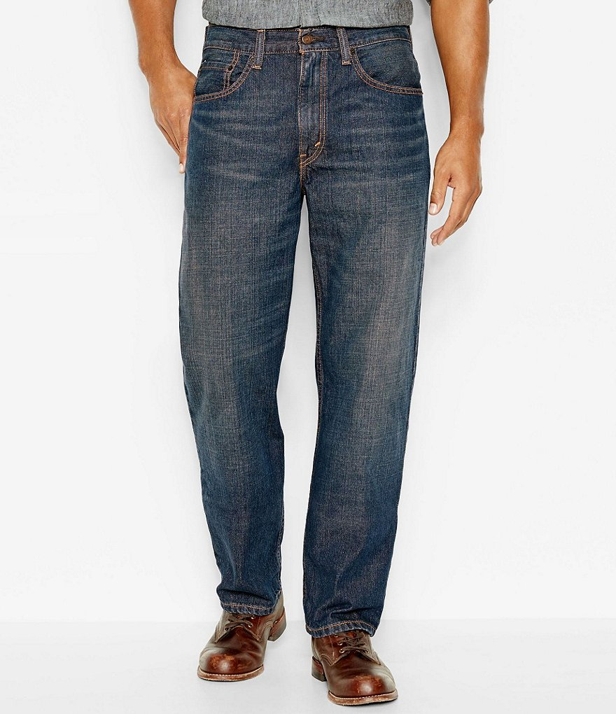 Levi´s® Big & Tall 550 Relaxed-Fit Jeans