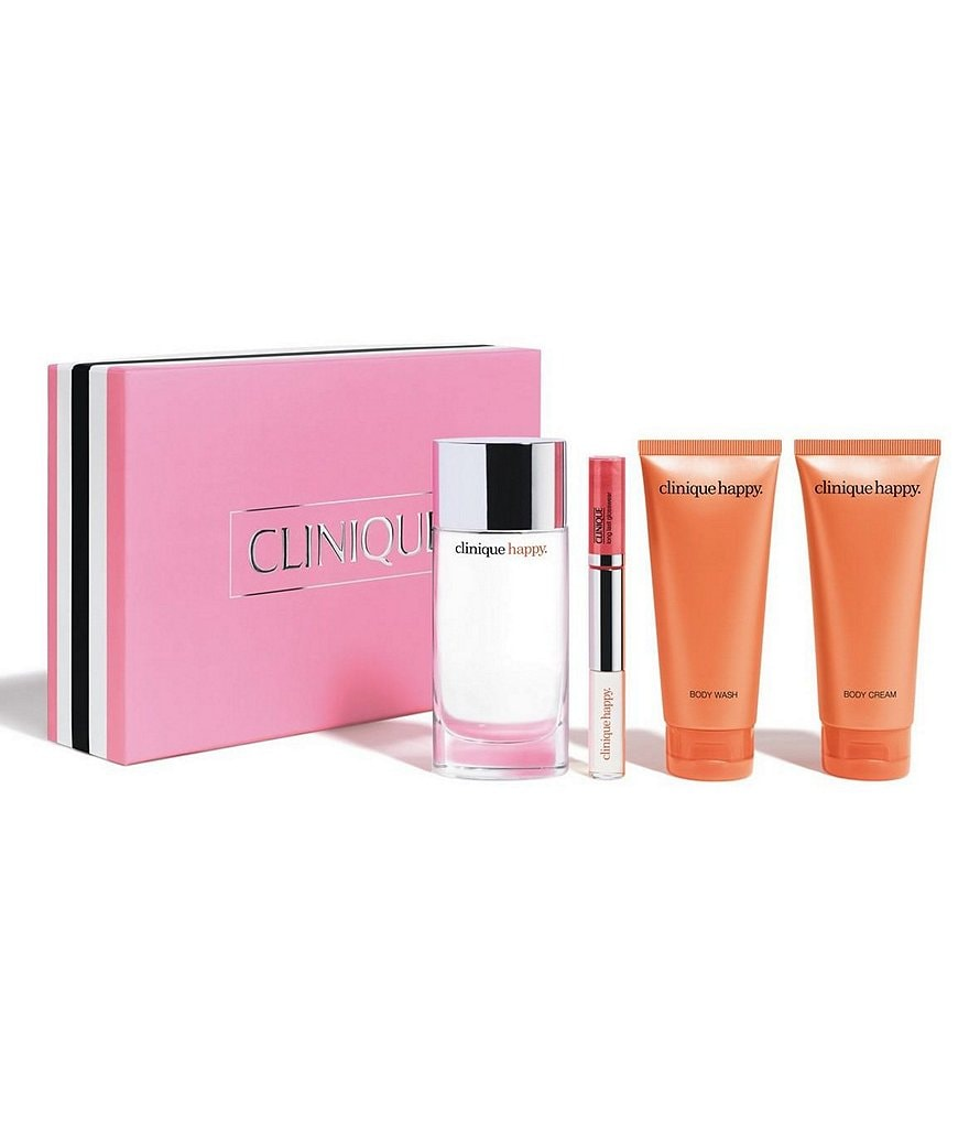 Clinique Filled with Happiness Set