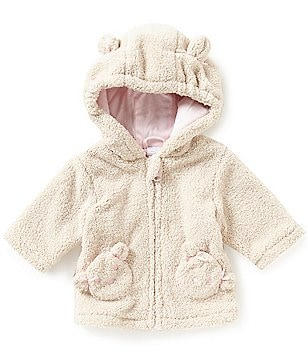 Starting Out Baby Girls 3-24 Months Bear Coat