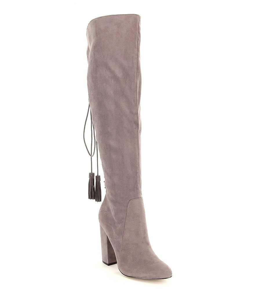 Betsey Johnson Sasey Over the Knee Boots
