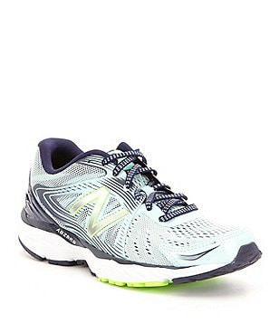 New Balance Women´s 680 V4 Mesh Lace-Up Running Shoes
