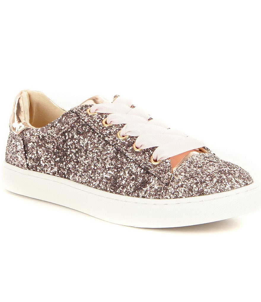 Blue by Betsey Johnson Rae Glitter Sneakers
