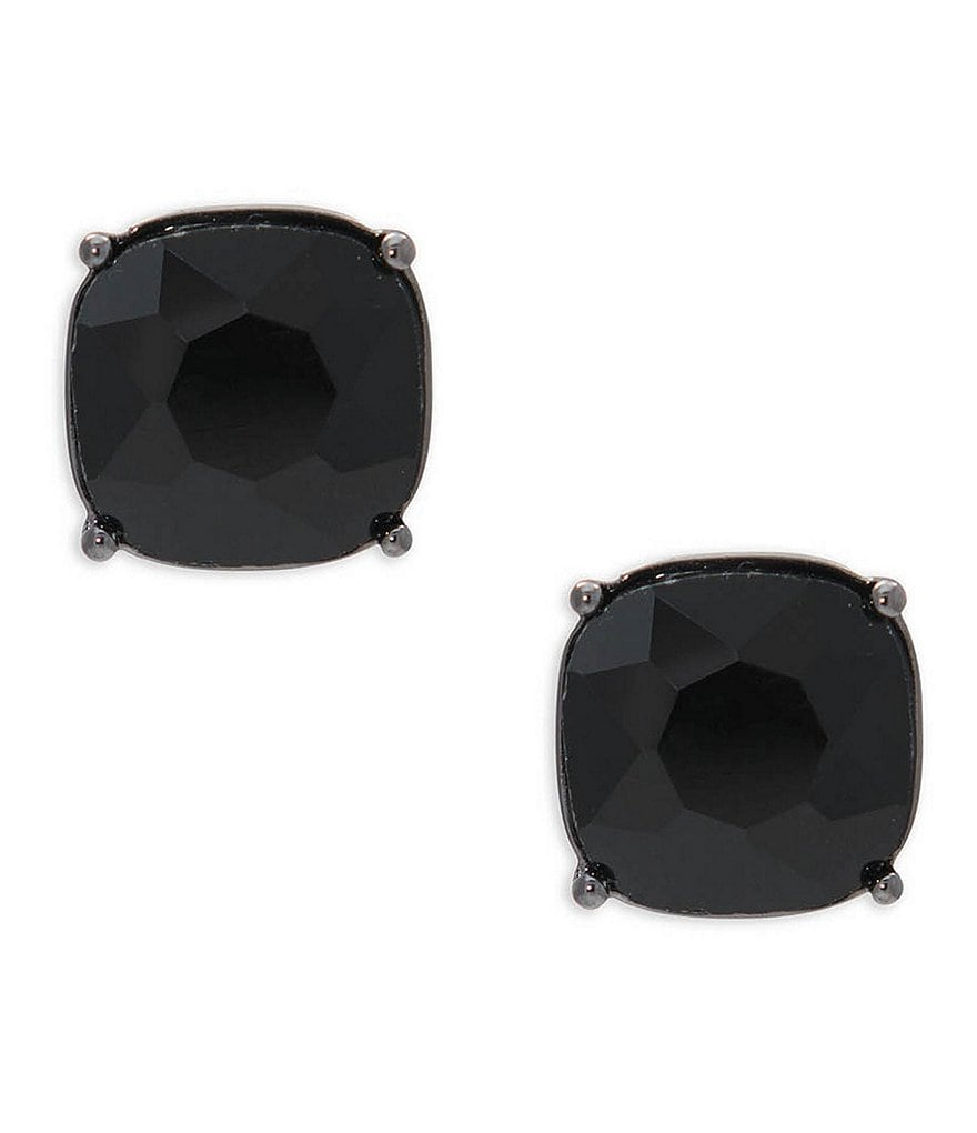 Lauren Ralph Lauren Hide & Chic Clip-On Earrings