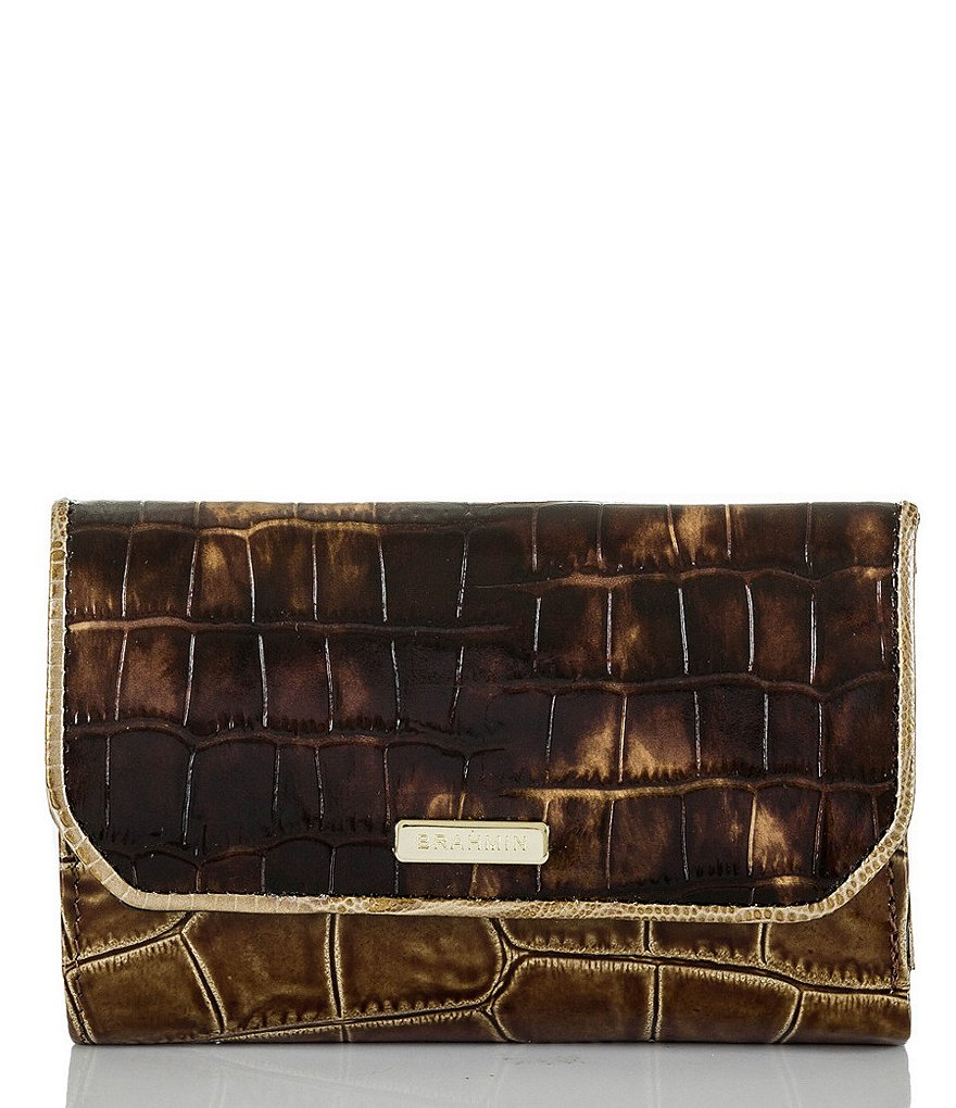 Brahmin Rouncewell Collection Helena Small Wallet