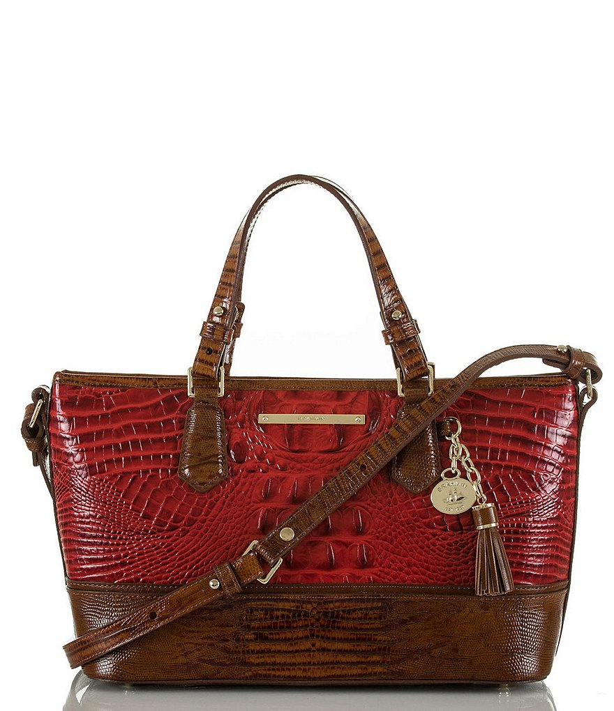 Brahmin Vernon Collection Mini Asher Tote