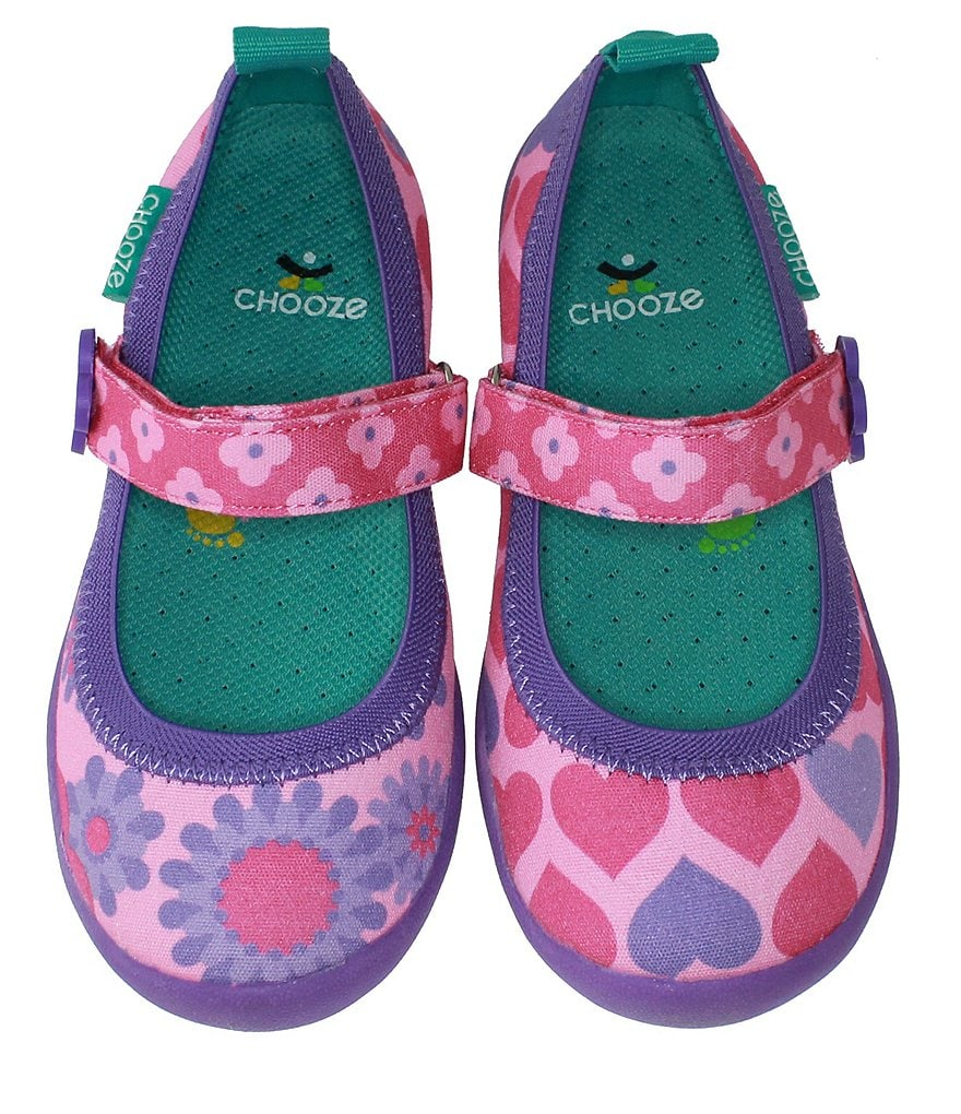 Chooze Girls' Jump Mary Janes