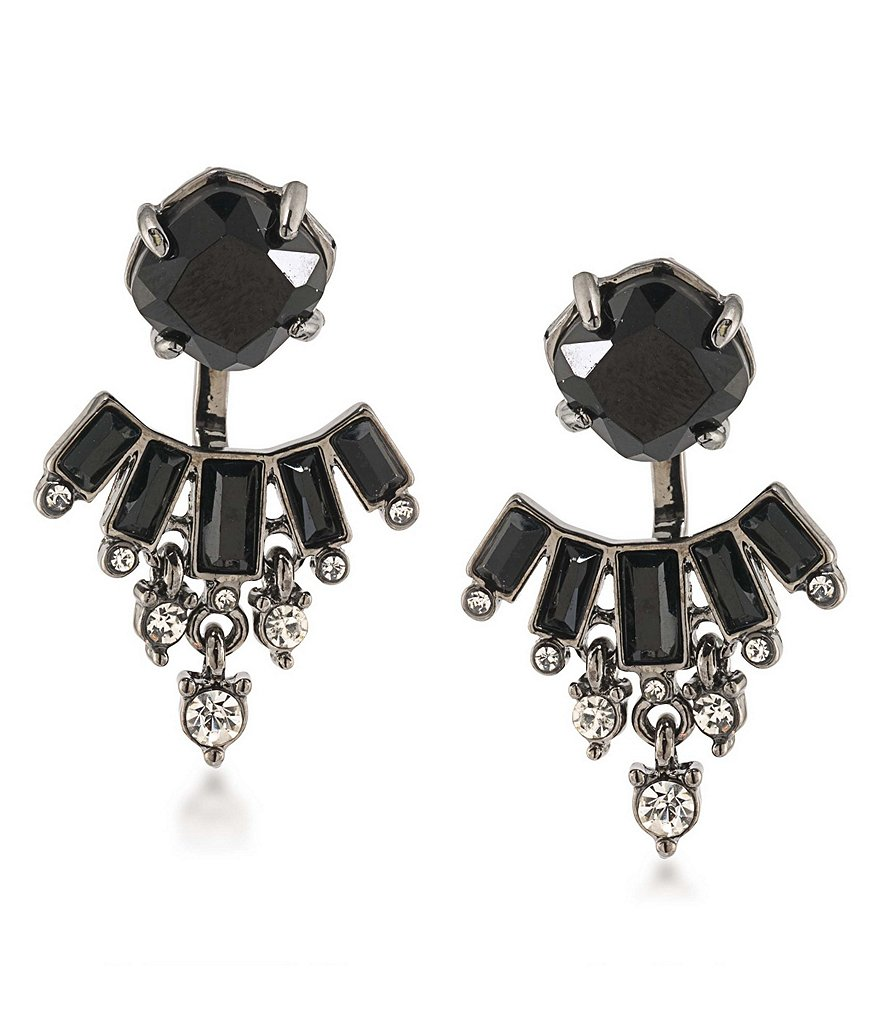 Carolee Gotham Ear Jacket Earrings
