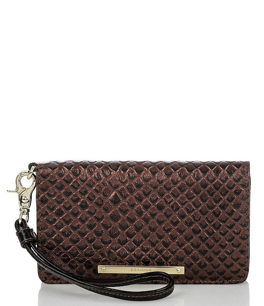 Brahmin Java Collection Debra Wristlet