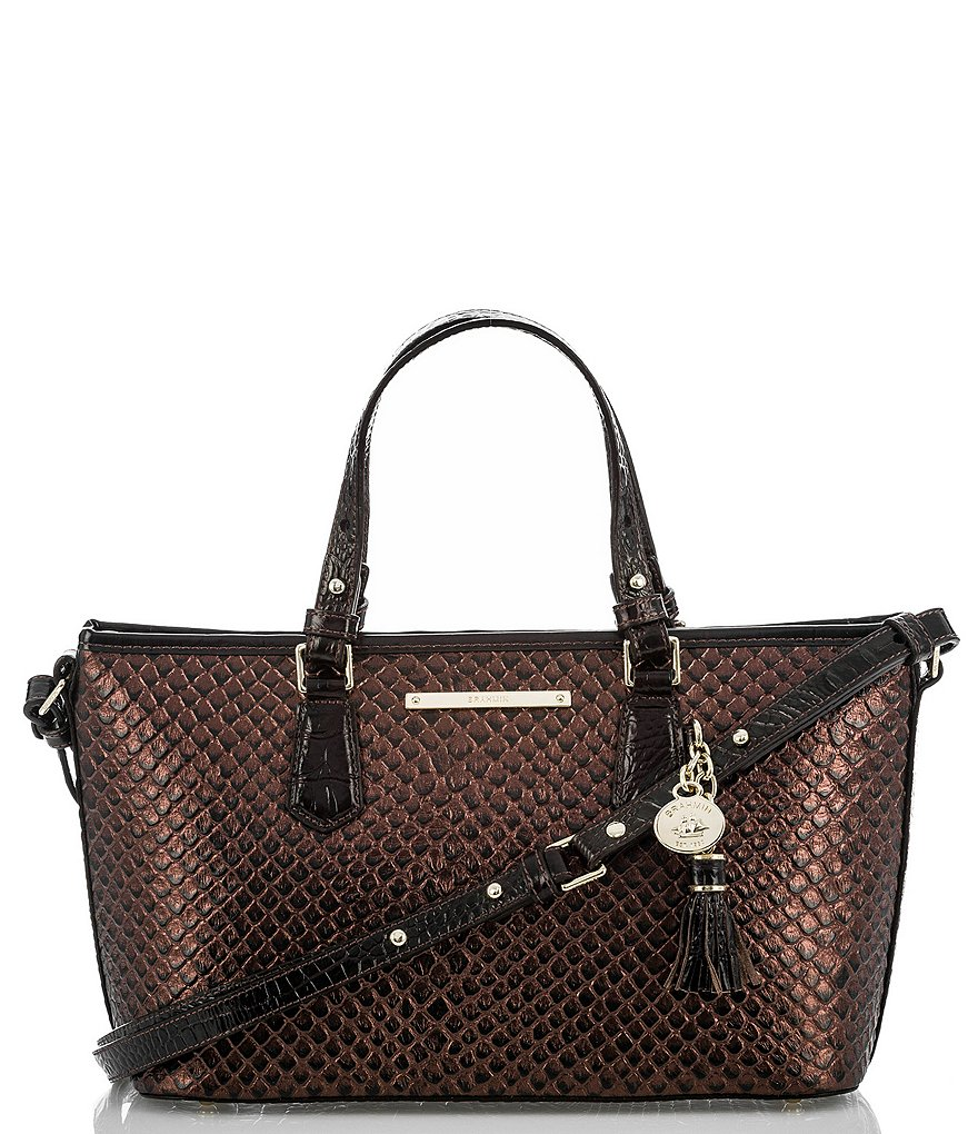 Brahmin Java Collection Mini Asher Tote