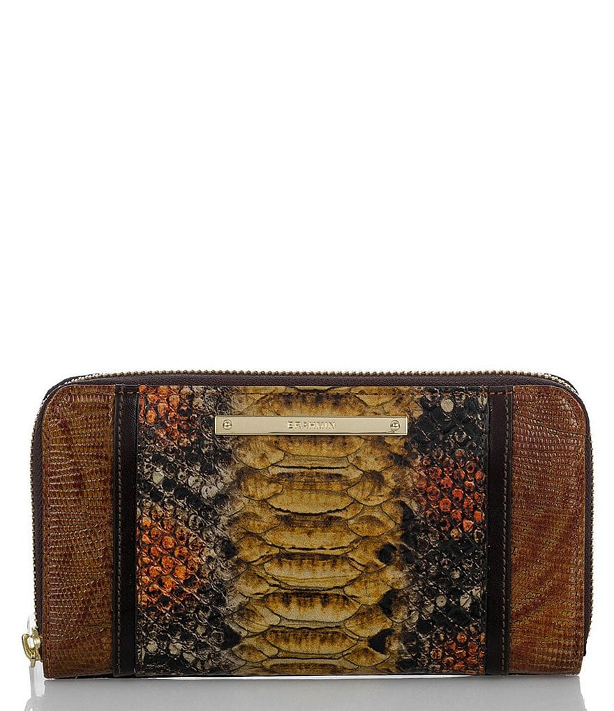 Brahmin Tyndale Collection Suri Wallet