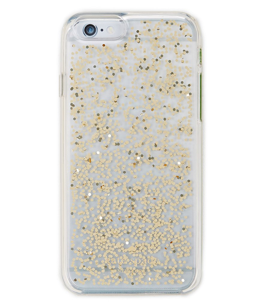kate spade new york Glitter iPhone 6/6s Case
