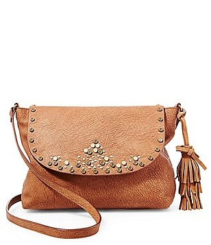 Steven by Steve Madden Zora Flower Eyelet Cross-Body Bag
