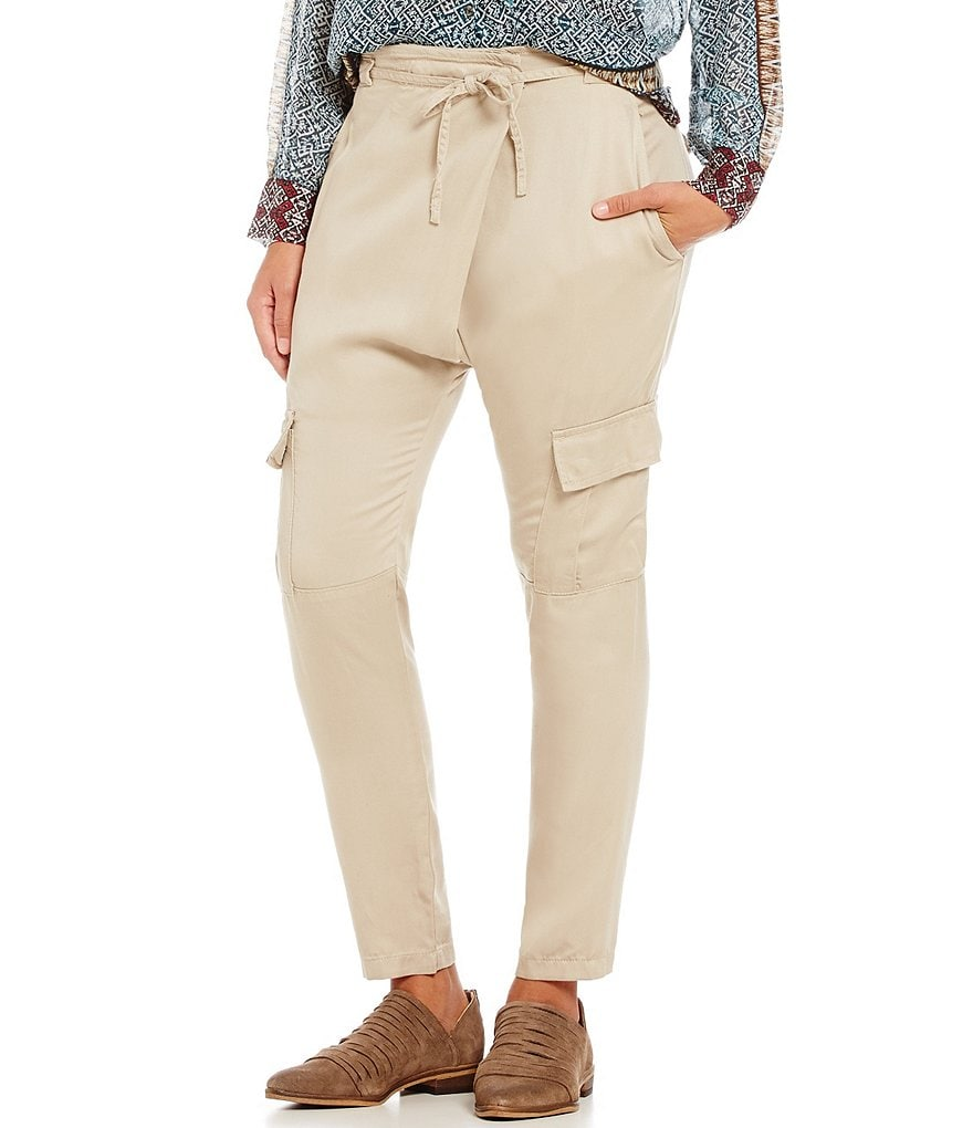 William Rast Drapy Cargo Pants