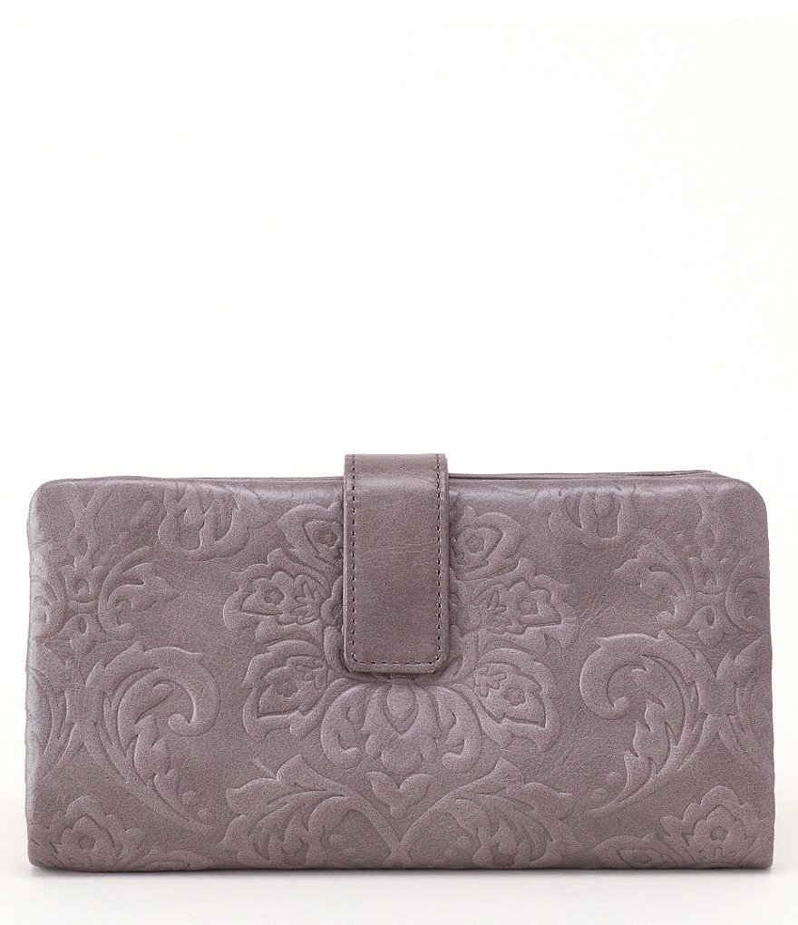 Hobo Issy Damask Wallet