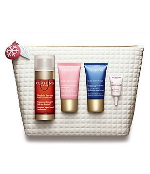 Clarins Double Serum & Multi-Active Essentials Gift Set