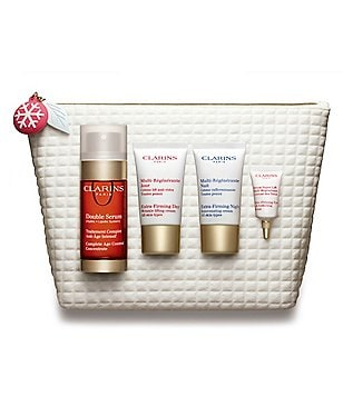 Clarins Double Serum & Extra-Firming Essentials Gift Set
